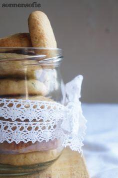 Bananen Erdnussbutter Cookies