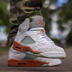 """Air Jordan 5 """"Laser"""""""
