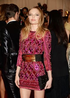 Kate Bosworth at the Met Gala 2013
