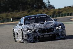 2016 BMW M6 GT3 Nordschleife Roll-Out – Erster Soundcheck