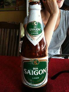Saigon Beer - Hoi An, Vietnam