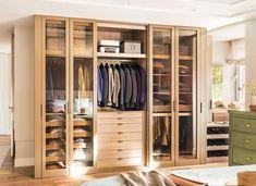 Kitchen Cupboard Handles, Kitchen Cupboards, Mini Dressing, Walk In Closet Design, Dressing Room Design, Bedroom Furniture Design, Modern Bathroom Decor, Luxurious Bedrooms, Wardrobes