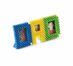 to ] Great to own a Ray-Ban sunglasses as summer gift.dad frame using pearler beads Diy Perler Beads, Perler Bead Art, Pearler Beads, Fuse Beads, Pearler Bead Patterns, Perler Patterns, Craft Activities For Kids, Crafts For Kids, Hama Beads Design