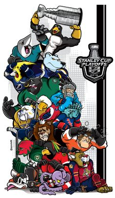 The end of the NHL season…the 2016 Stanley Cup Hangover… :)