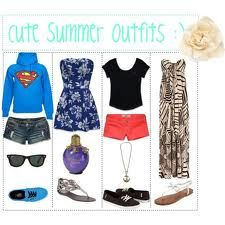 Teen Summer Clothing