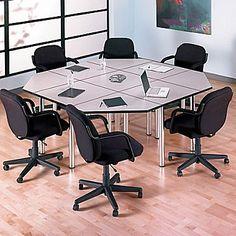 Bush Aspen Laminate Conference & Training Room Tables