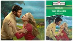Oh man this is hilarious! 1970's romance novel cover recreation.