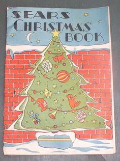 1940's Sears Christmas Book Toys Coloring Topsy Turvy Doll Catalog | eBay