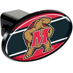 Great American Products Maryland Terrapins Trailer Hitch Cover