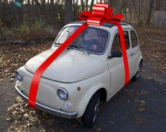 Fiat : 500 Vinyl, the perfect gift.