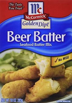 Golden Dipt Beer Batter Mix 10Ounce Boxes Pack of 12 >>> Check this awesome product by going to the link at the image.