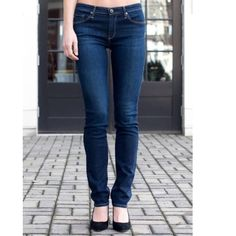 AG jeans from Anthropologie-NWT- size 26 AG Harper Jean from Anthropologie - NWT- size 26. Skinny straight fit with a medium rise. 98% cotton, 2% polyurethane. Has stretch. Flattering color and shape! Anthropologie Jeans Straight Leg