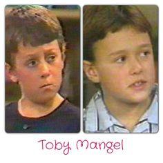 Toby Mangel Finn Greentree-Keane - 1988-1990 Ben Geuerns - 1990-1993