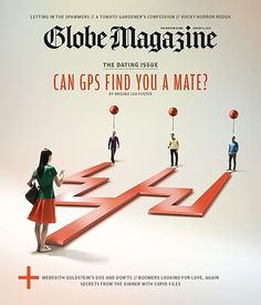 Boston Globe Magazine 2012