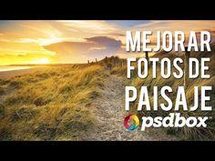 ▶ Mejorar fotos de Paisaje con Tonos HDR en Photoshop - YouTube