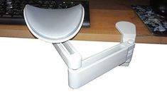 Armrest for Desks, PC or Jewelers Bench by PCwell PCwell