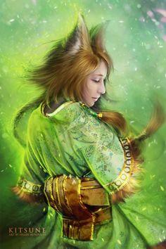 Beautiful Digital Art by Helen Rusovich