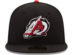 04581111208da Arkansas Travelers Authentic 2014 Home 59Fifty Fitted Cap by NEW ERA x MiLB  Baseball Teams
