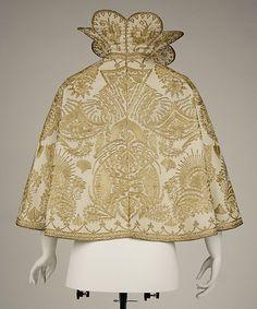 Evening cape  Date:     ca. 1900