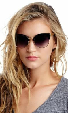 3 Tendencias en gafas de sol, SS 14 | Atte. Carmen