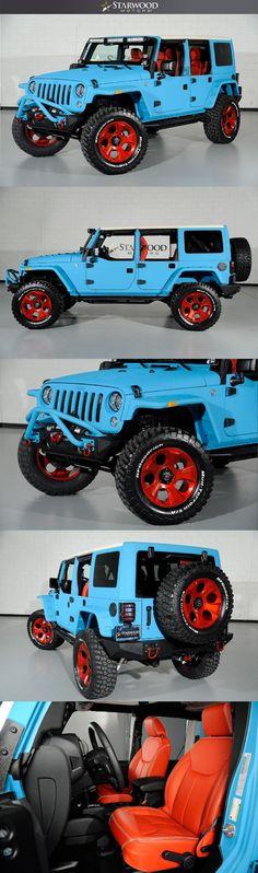 Starwood Motors Custom Jeep Wrangler #starwoodmotors #JeepWrangler #Jeep #JeepLife #CustomJeep #JeepMods #Jeepin #Jeepers #JeepNation #JeepLove