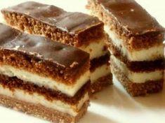 Prajitura in straturi - reteta cu crema si ciocolata - dr. Andrei Laslău