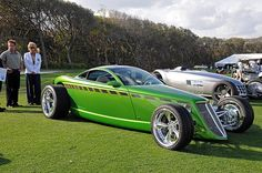 Chip Foose and the Foose Coupe