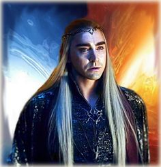 Aranin naa sui ûr ar heleg-My King is as ice and fire. By Ysydora  http://ysydora.deviantart.com/gallery/