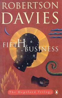 book, robertson davies, fifth business