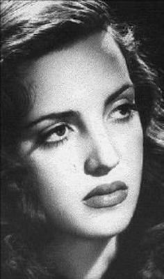 Katy Jurado (January 16, 1924 – July 5, 2002) Mexican Actress of the Golden Era. She became the first Latin American actress nominated for an Academy Award, as Best Supporting Actress for her work in 1954's Broken Lance