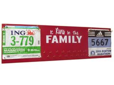 Family medals holder rack  family medals by runningonthewall, $52.99. DID NOT COME ASSEMBLED. MAKE IT YOURSELF FOR $10