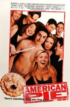 American Pie (1999) Original One-Sheet Movie Poster