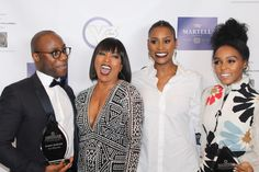 Black Excellence Shined at American Black Film Institute's Oscar Week Gala