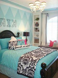 Bedroom Ideas For Teenage Girls Blue Tumblr