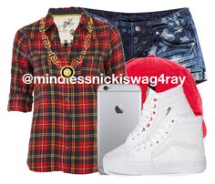 """""""Random."""" by mindlessnickiswag4ray ❤ liked on Polyvore featuring H&M, Polo Ralph Lauren, River Island, Vans and Roial"""