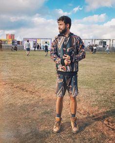 E essa Farm linda que me chamou para fotografar o lançamento da Soul de Sal e de quebra tá vestindo esse fotógrafo blogayra zuero durante o festival?
