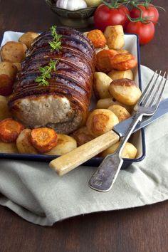 Pečená bravčová panenka Pork, Health Fitness, Meat, Cooking Recipes, Kale Stir Fry, Pork Chops, Fitness, Health And Fitness