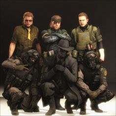 Metal Gear Solid, Gears, Video Games, Batman, Medical, Superhero, Anime, Fictional Characters, Room