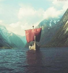 Drakkar | Viking boat  ¤