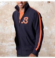 Traditions 'B' Track Jacket  http://store.chicagobears.com/Traditions-B-Track-Jacket-2012.aspx