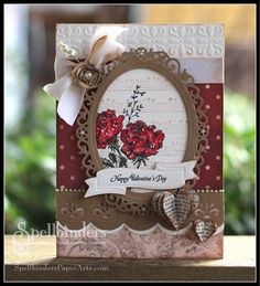 Happy Valentine's Day Card designed by Julie Overby