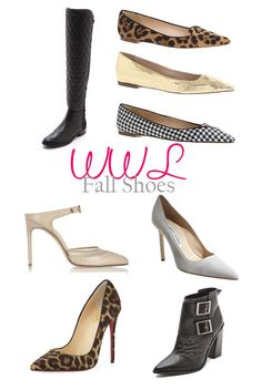 "Wednesday Wish List: Fall Shoes...""I AM LOVIN' THIS!!!!!!!!!!!!!!!!!!!"""