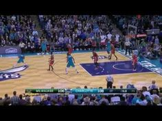 #TheBuzzIsBack in Charlotte! Check out Kemba Walker's first game-winner of the 2014 season.