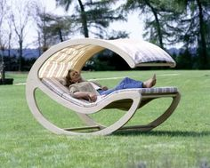 hammock frame made of plywood