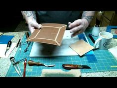 (2) Making a Valet Tray - YouTube