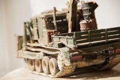 """Rhino"" Hard PA truck (auth. crazydiscoman)"