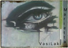 Watercolours by Marietta Vasilaki