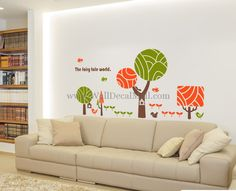 The Fairy Tale World Wall Decals – WallDecalMall.com