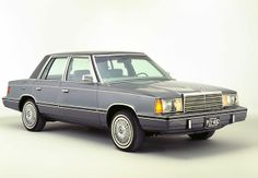 1981 Dodge Aries 4-Door Sedan