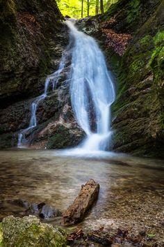 Tip na výlet v okolí Banskej Bystrice: Králický vodopád Waterfall, Bb, Tips, Outdoor, Nature, Outdoors, Waterfalls, Outdoor Games, The Great Outdoors